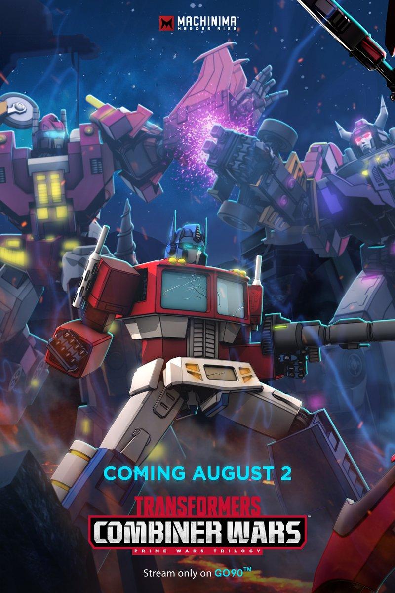 Transformers: Combiner Wars (Serie 720p Ingles Subtitulada) (2016)