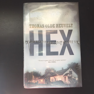 Hex | Thomas Olde Heuvelt