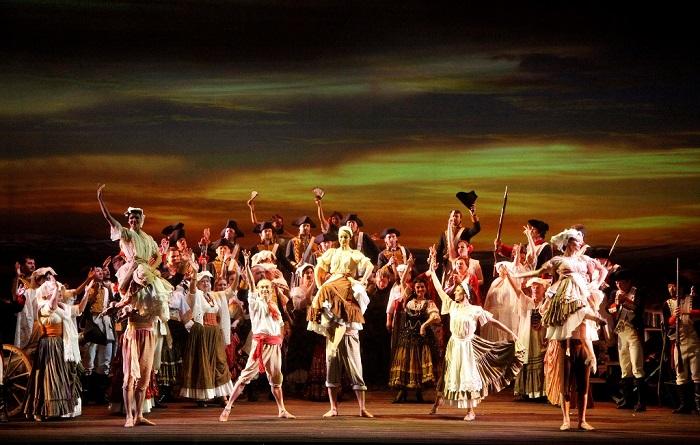 """הפקה חדשה של """"כוחו של גורל"""" מאת ורדי באופרה הישראלית"""
