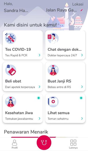 Covid Test Jakarta