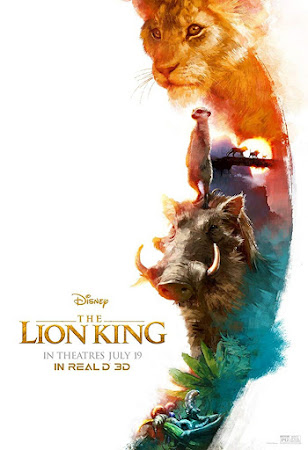 Poster Of The Lion King In Dual Audio Hindi English 300MB Compressed Small Size Pc Movie Free Download Only At worldfree4u.com