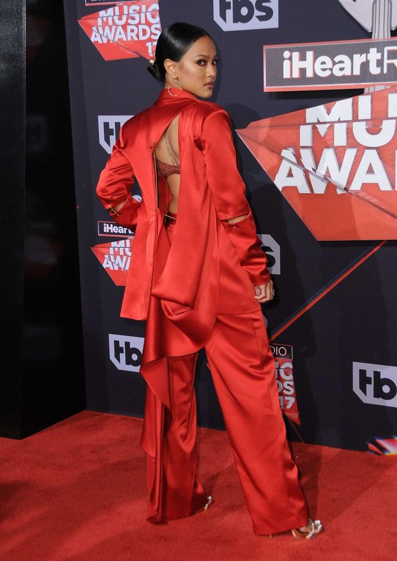 Karrueche Tran – 2017 iHeartRadio Music Awards in Los Angeles