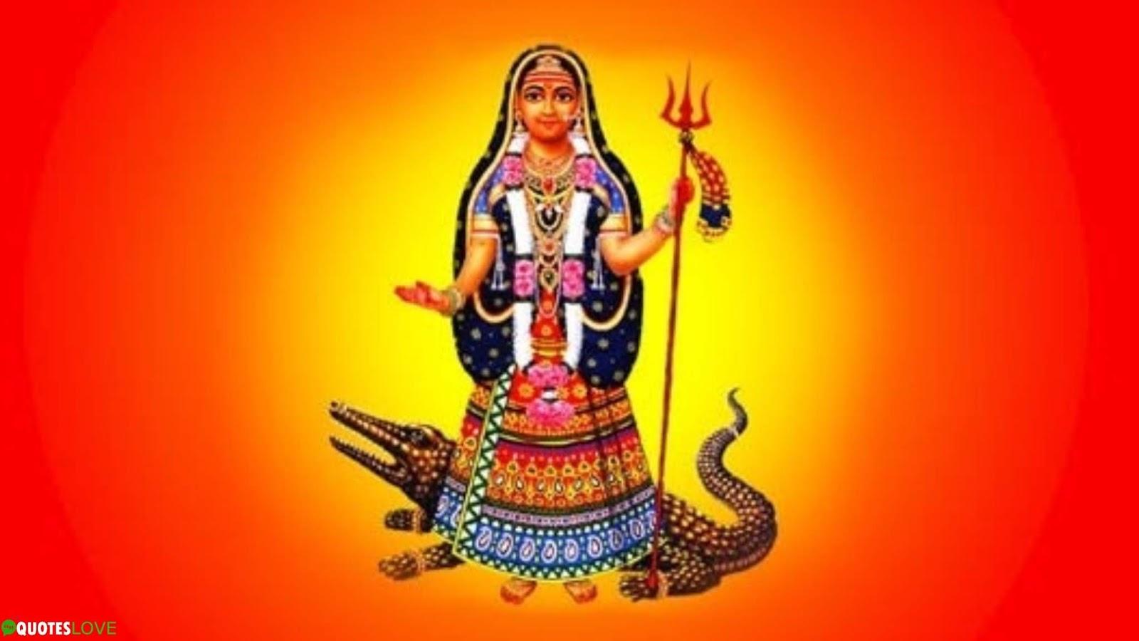 Khodiyar Maa Jayanti   Khodiyar Jayanti Images, Quotes