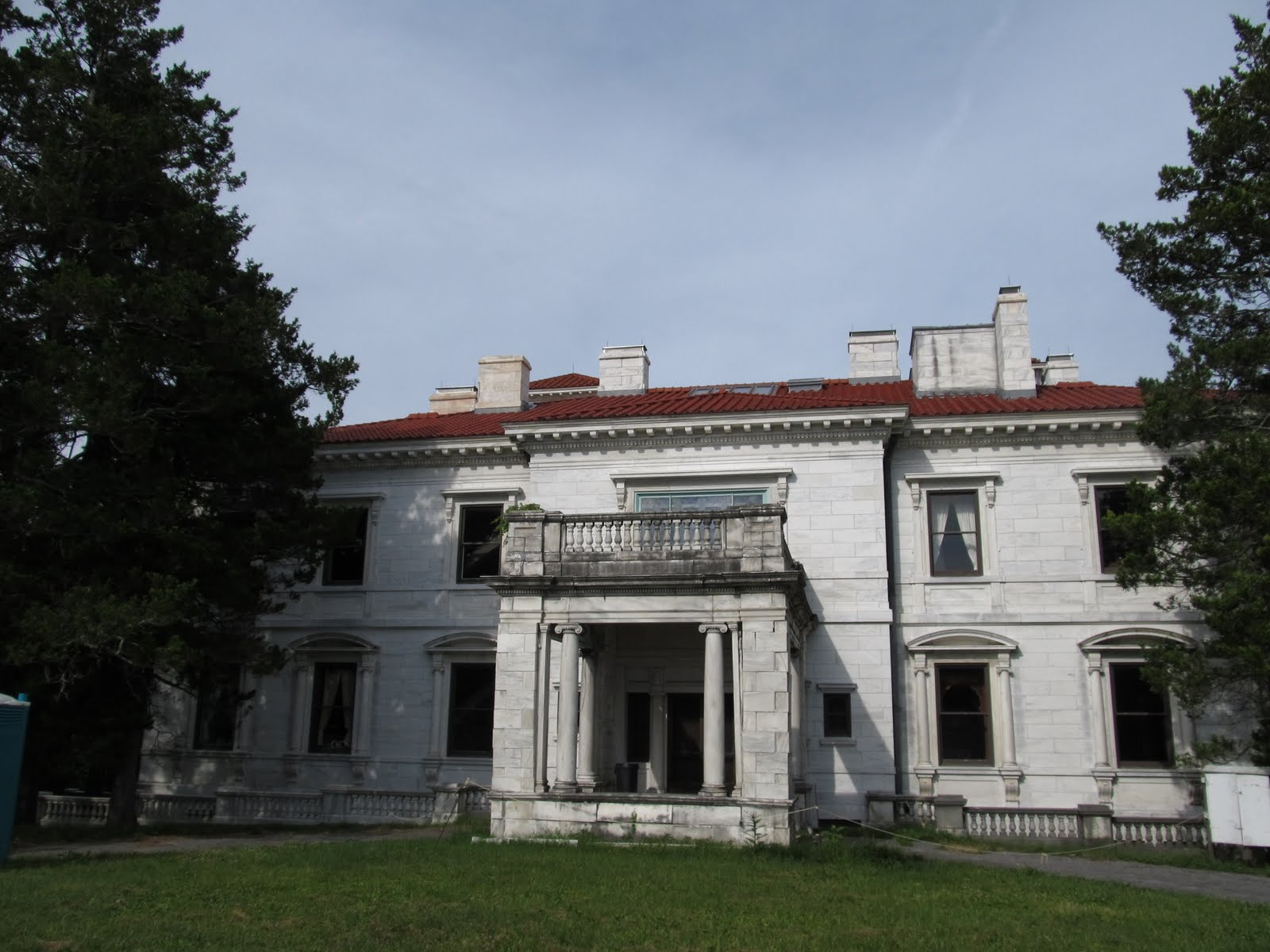 Abandoned Albemarle Swannanoa Palace Afton Mountain