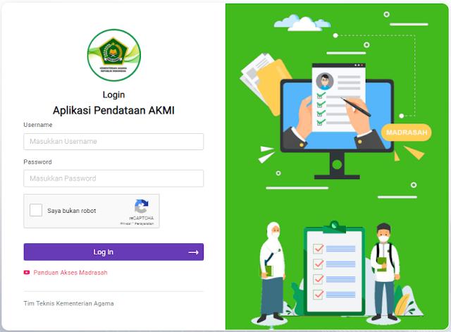 Program Pangkalan Data AKMI
