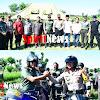 Pangdam Bersama Kapolda Tinjau Lokasi Pembangunan Batalyon Armed