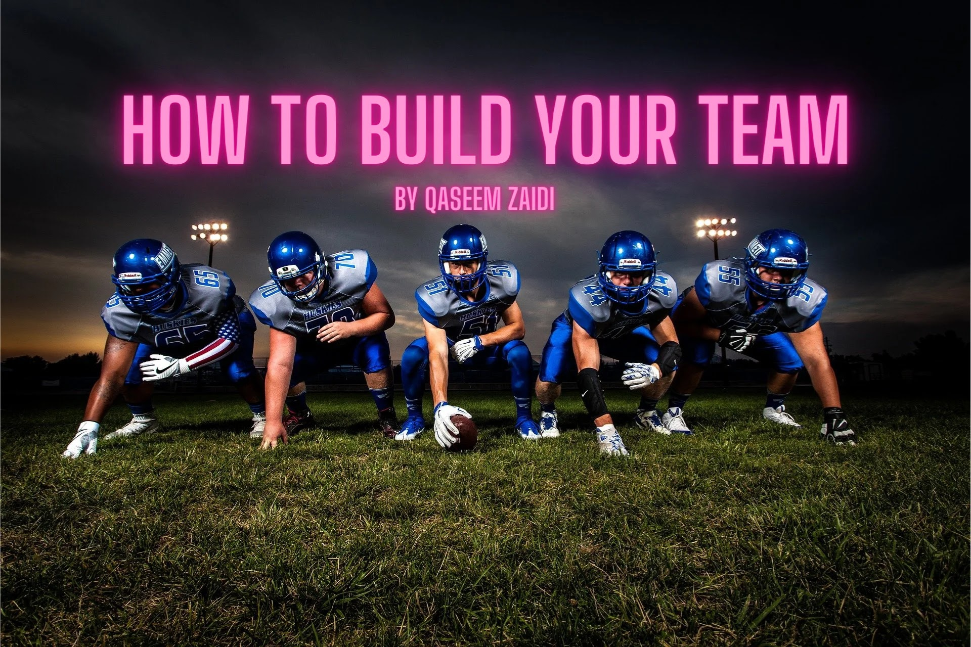 How To Create The Most Successful Workplace Teams