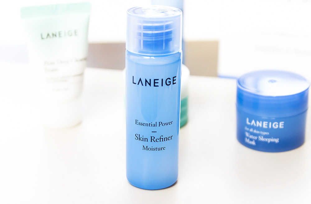 Laneige Essential Power Skin Refiner Moisture review