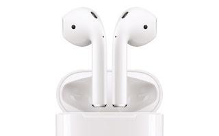 Apple presents their wireless headphones: AirPods
