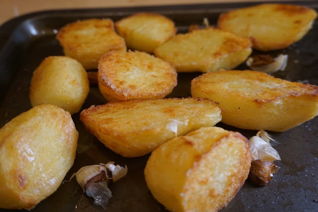 Best vegan roasted potatoes recipe