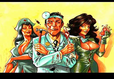 El equipo médico de Biing!