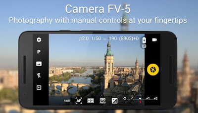 Camera FV-5 Apk for Android (paid)