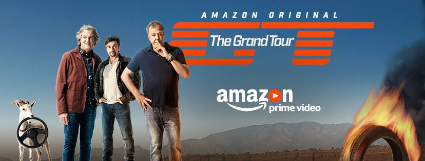 pcholic stream fridays on amazon prime video unlock thegrandtour telfie app sticker. Black Bedroom Furniture Sets. Home Design Ideas