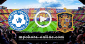 نتيجة مباراة إسبانيا واليونان كورة اون لاين 25-03-2021 تصفيات كأس العالم