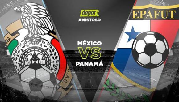 México vs. Panamá juegan EN VIVO: ver transmisión gratis por amistoso aquí