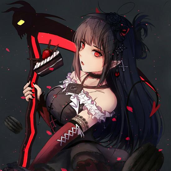 Demon Girl Wallpaper Engine
