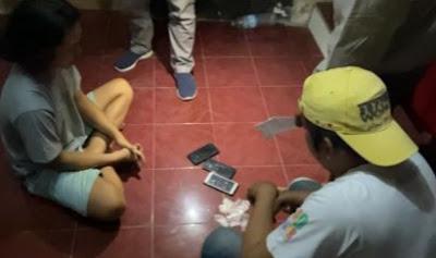 Dua Tersangka Narkoba di Wilayah Ampenan Mataram Diringkus Polisi
