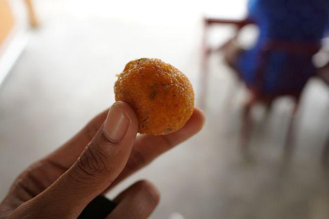 Sala Lauak, kuliner khas Pariaman