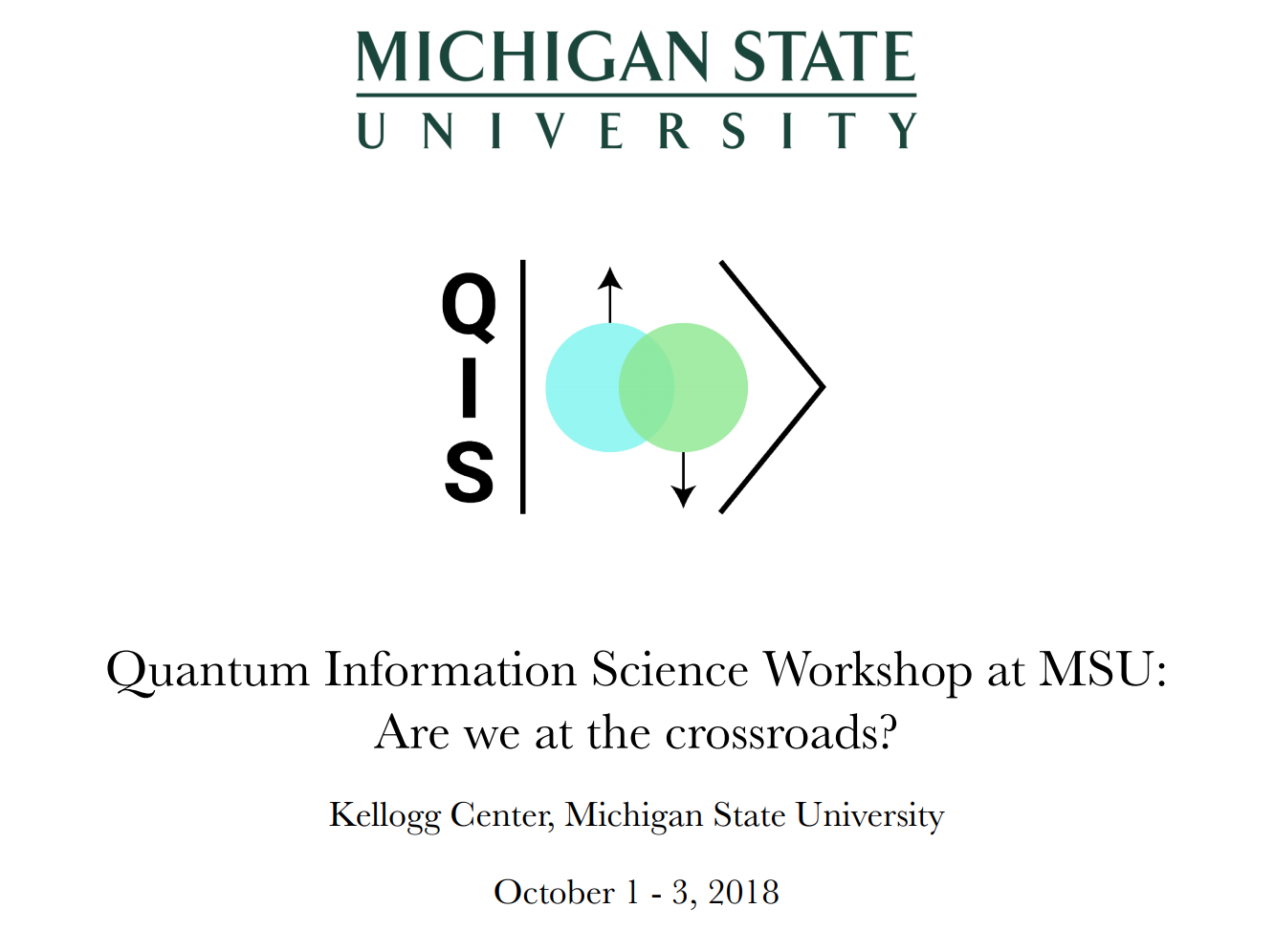 Information Processing: 09/2018