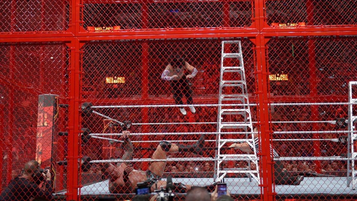 Possíveis planos da WWE para o Hell In A Cell 2021