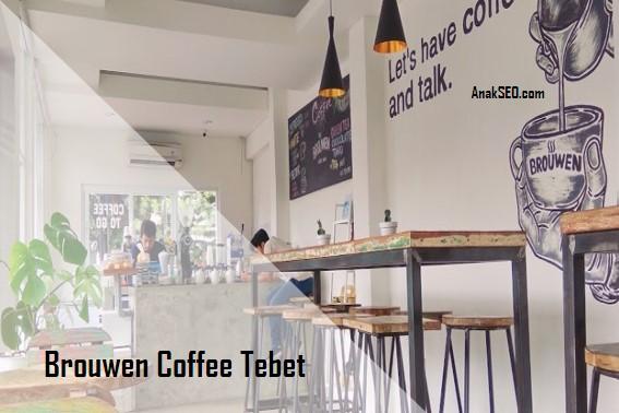 Brouwen Coffee Tebet