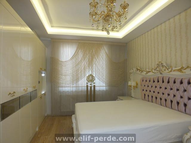 Yatak Odasi Perde Modelleri | Yatak Odasi Perde