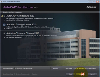 Top All PC Full Games And Software : AutoCAD Architecture ...