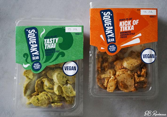 Squeaky Bean Vegan Snacks