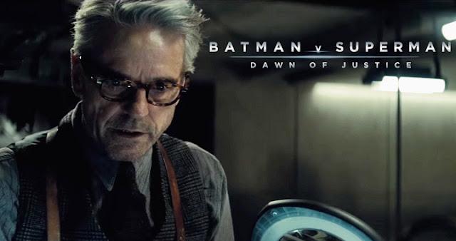 Jeremy Irons volverá a ser Alfred en The Batman
