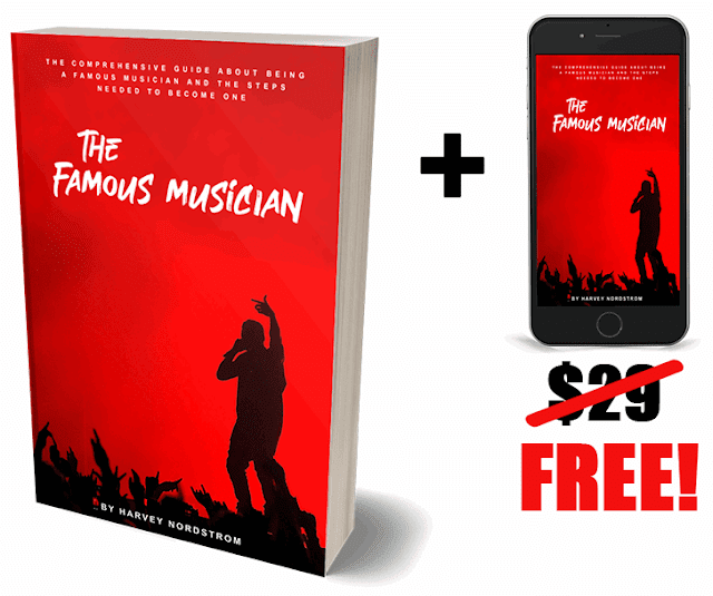 The Famous Musician Book + Free E-Book reviews SCAM OR LEGIT