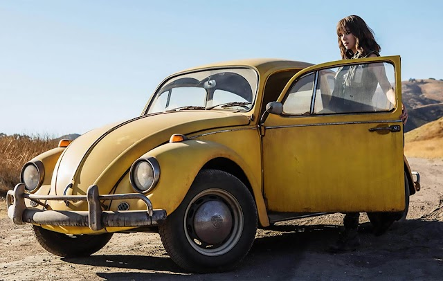 What car is bumblebee ?