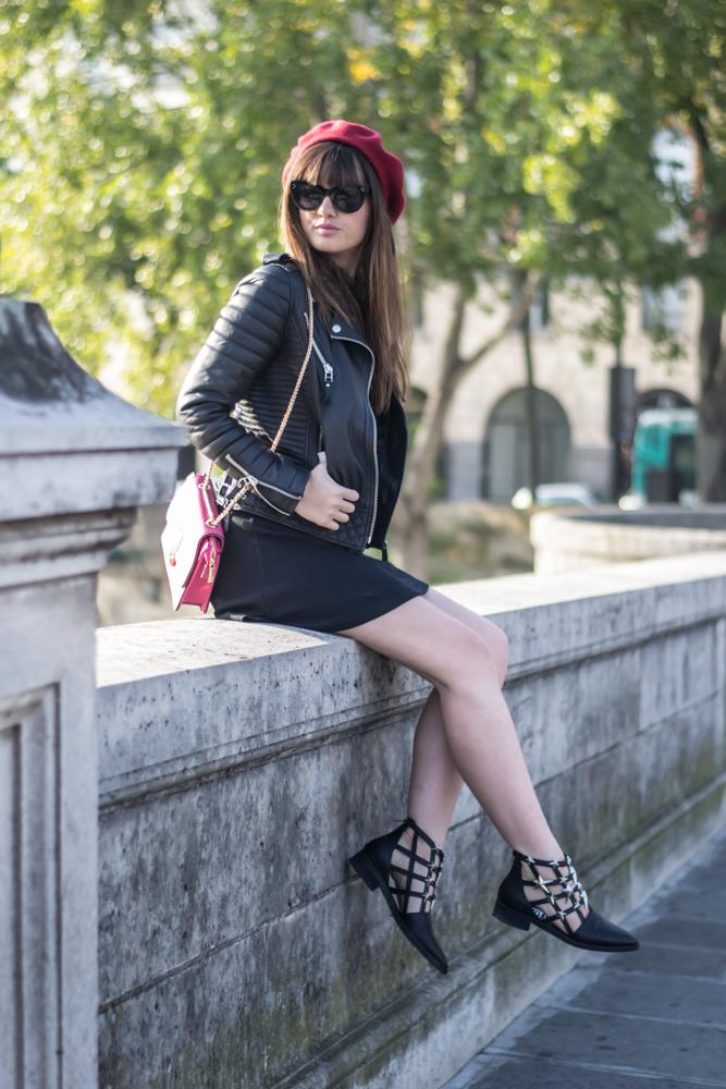 博客,巴黎,与我见面,时尚,时尚,街头风