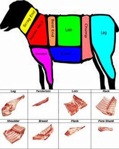Bagian Shank Pada Daging Sapi Muda Biasanya Digunakan Untuk Membuat : bagian, shank, daging, biasanya, digunakan, untuk, membuat, Bagian, DAGING, SAPI,KAMBING,BABI