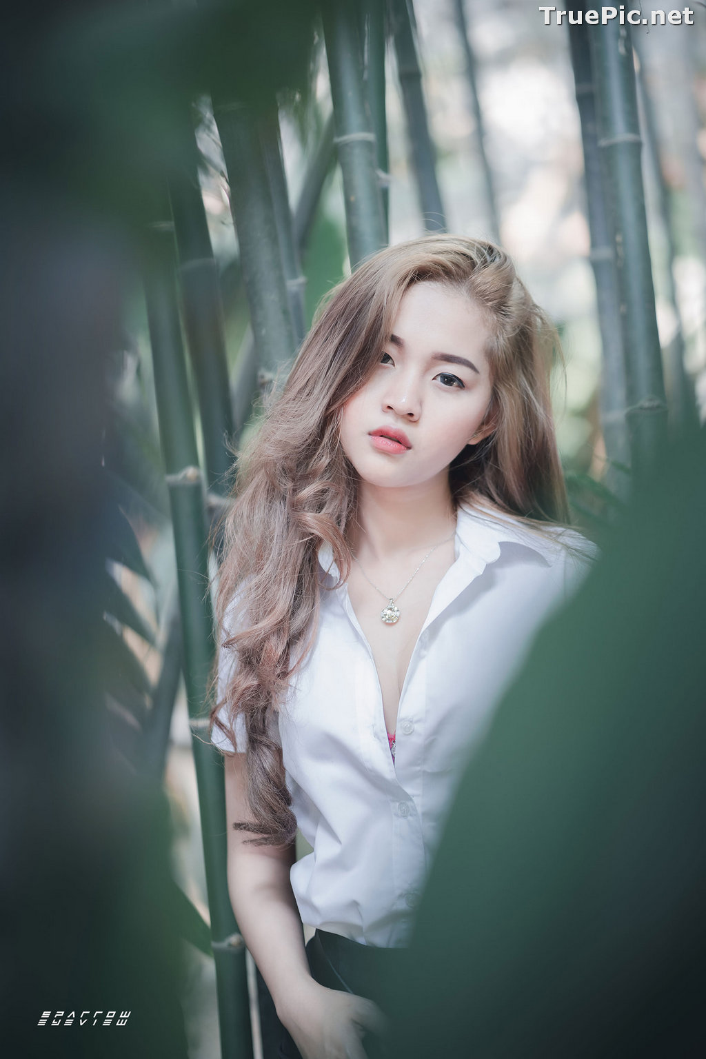 Image Thailand Model - นิภาภรณ์ เลิศนิติวัฒนา - Student Uniform - TruePic.net - Picture-10
