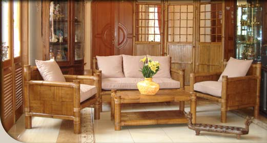 Bamboo Living Room Sets Bamboo Products Photo
