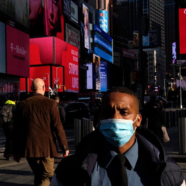 New York thất thủ với số ca nhiễm Corona tăng gấp đôi chỉ trong 1 ngày