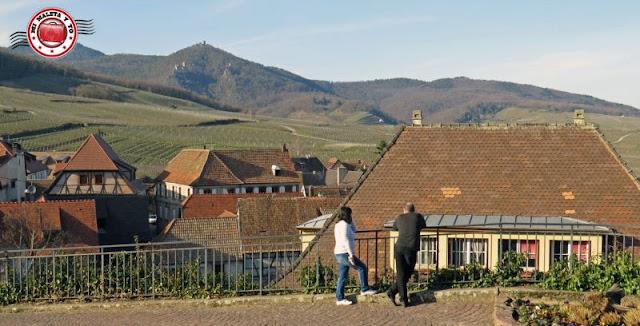 Alsacia francesa, Hunawihr
