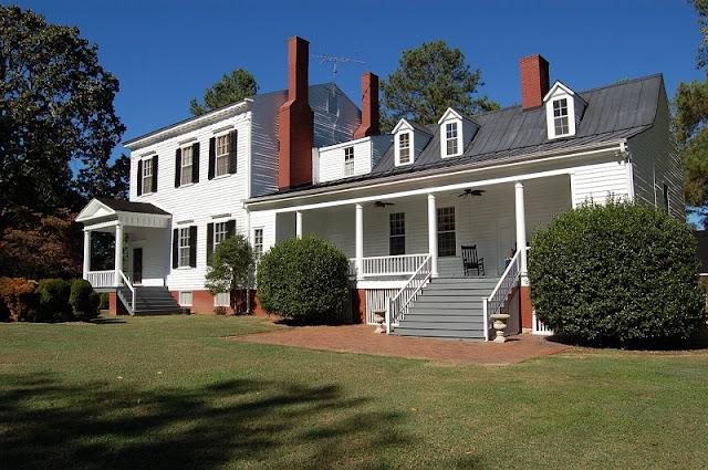 maison américaine