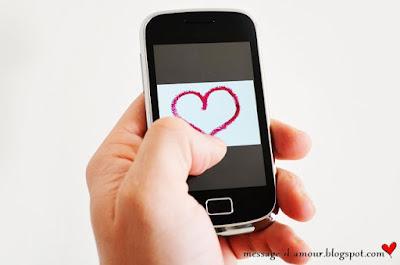 les meileurs sms d'amour