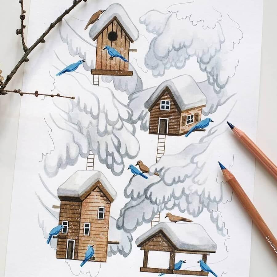 04-Bird-house-Magdalena-Starzyńska-www-designstack-co