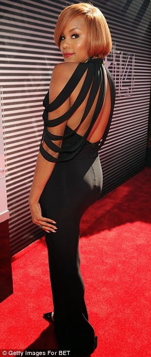 article 2674348 1F410D0200000578 184 306x720 Red Carpet photos from 2014 BET Awards + Full List of Winners