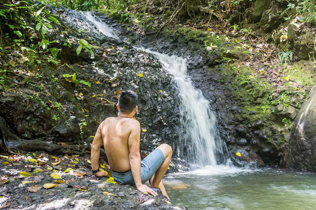 Waterfalls in Bataan