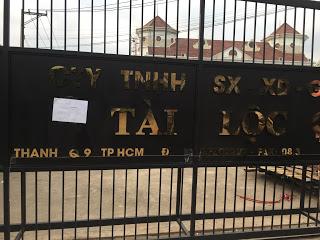 Thi công chữ inox TPHCM tại Quận 9