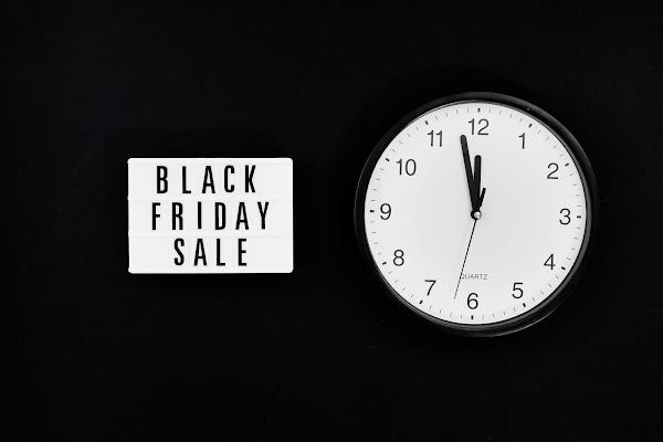 Marcas preparam-se para a Black Friday mais longa de sempre