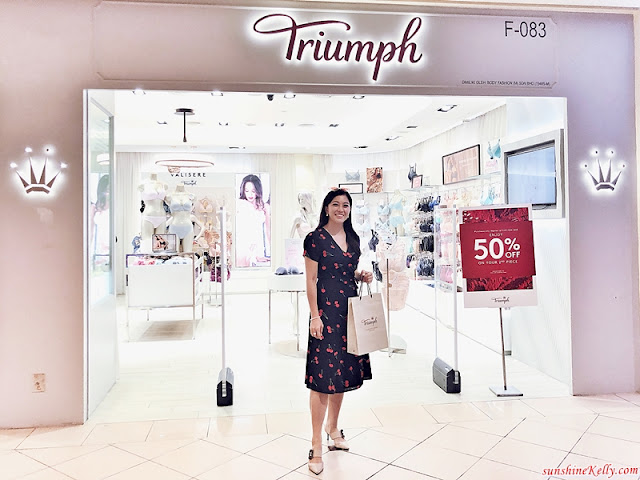 Triumph Everyday Soft Touch Bra Review, Triumph, Triumph Malaysia, Triumph Everyday Soft Touch, Everyday Soft Touch Bra Review, Lingerie, Fashion