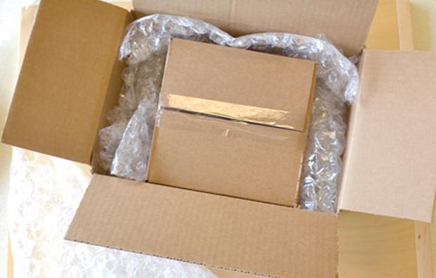 kargo için paketleme