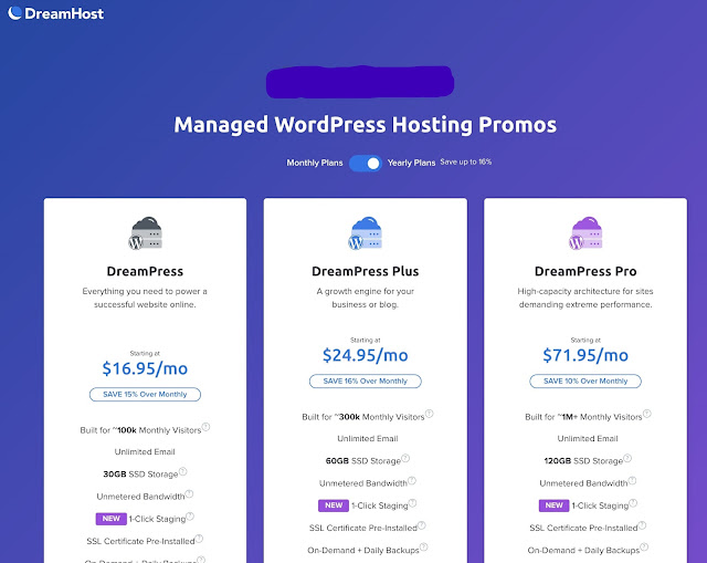Dreamhost-DreamPress