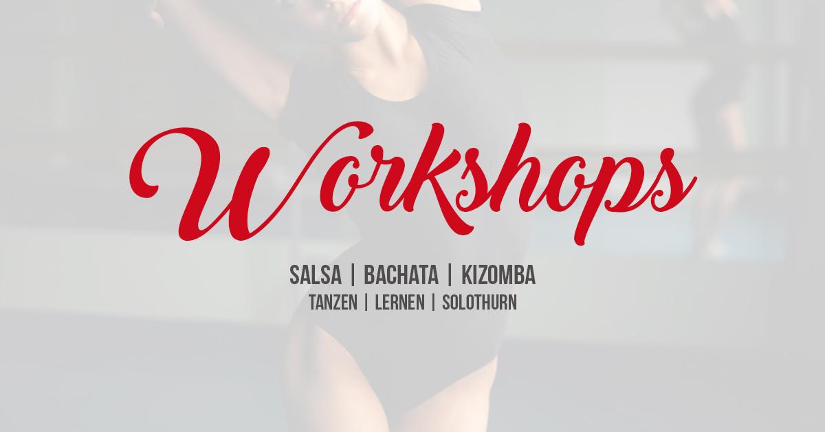 5 Workshops | SA. 26.10.2019