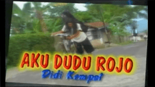 Lirik Lagu Aku Dudu Rojo - Didi Kempot