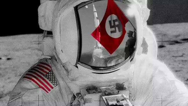 To σκάφος Chang'e 5 «φύτεψε» την κινέζικη σημαία στην επιφάνεια της Σελήνης   μετά από 80  χρονιά (!)
